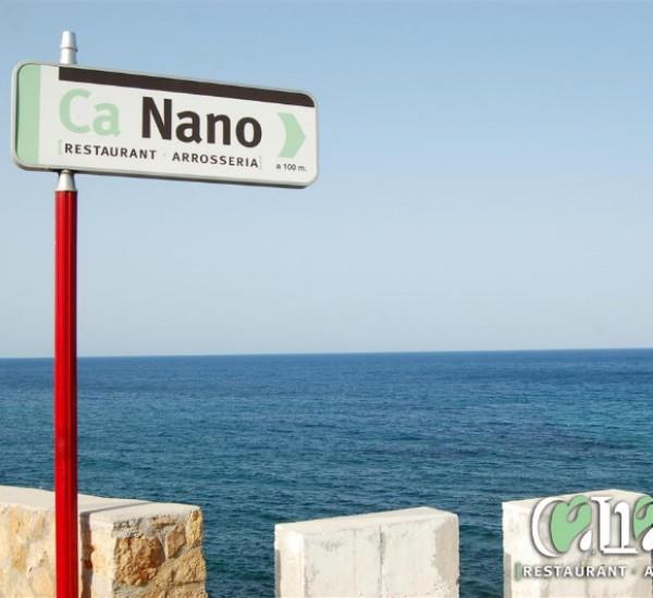 Restaurante Ca Nano en Denia: posicionamiento web o SEO para restaurantes